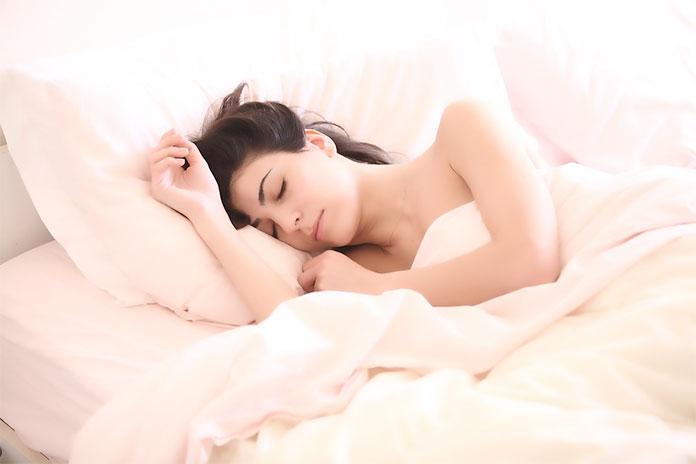 spokojny, zdrowy sen