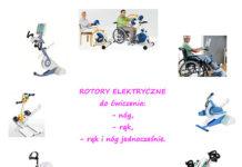 Rotory rehabilitacyjne