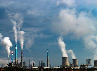 zanieczyszczanie powietrza