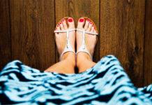 Moda na sandały