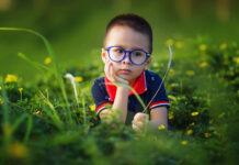 Okulary dla dziecka