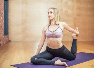 Kobiecy strój na siłownię