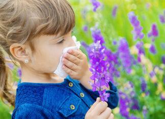 Jakie mogą być objawy alergii u dziecka