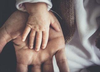 Zaparcia u niemowlaka