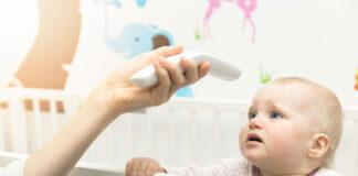 Jaki termometr dla niemowlaka