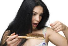 Problem z wypadaniem włosów