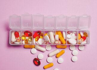 Suplementy i leki na uspokojenie bez recepty