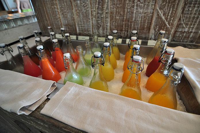 oczyszczanie organizmu sokami