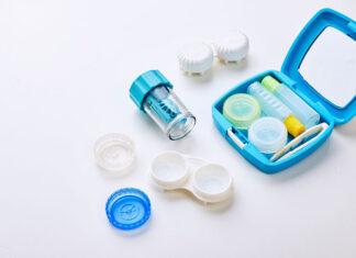 Preparaty do pielęgnacji soczewek